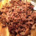 Pulled Pork or Chopped Pork Boston Butt