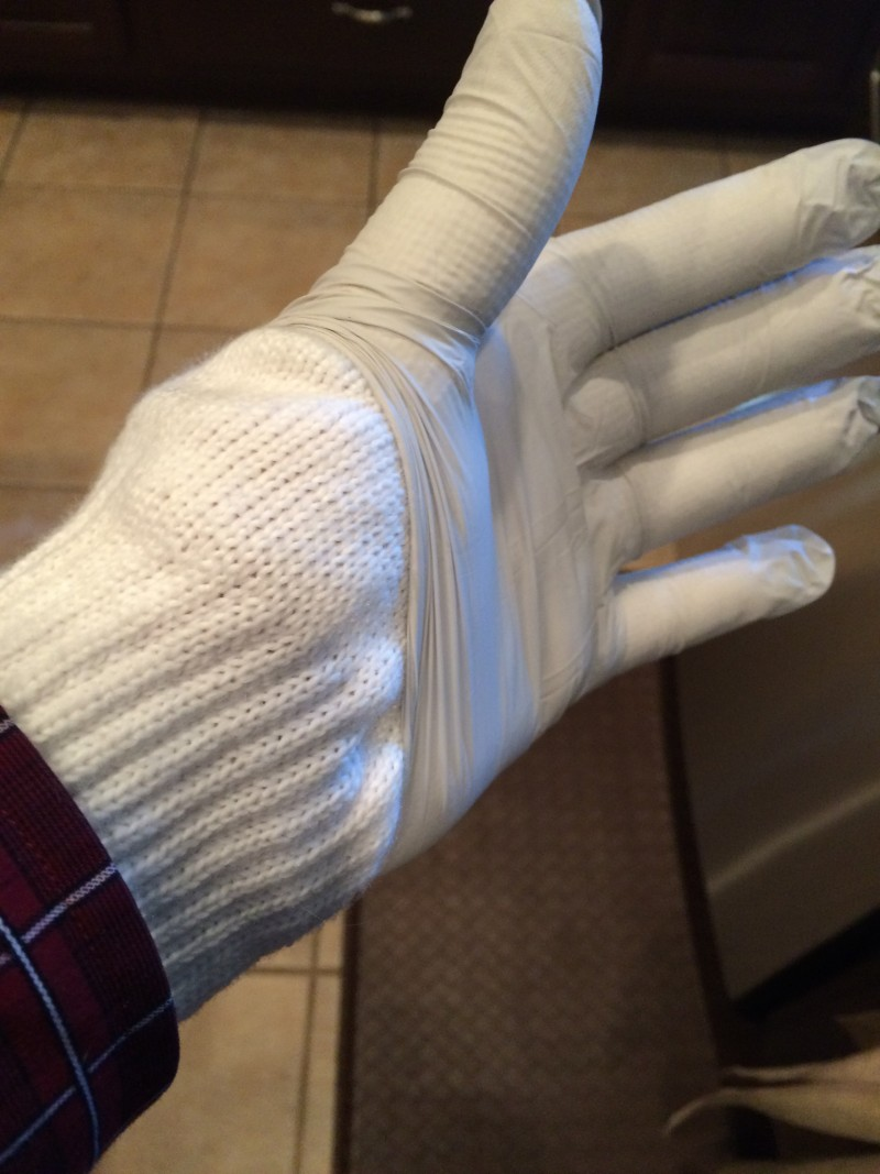Insulate Gloves For Removing And Cutting Hot Meat Any