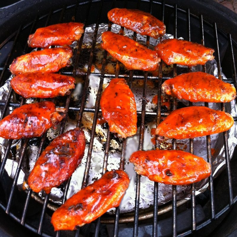 Chile Lime Chicken Wings