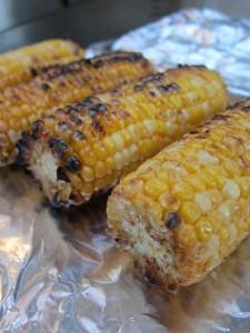 "Roasted Corn on the Cob * Underwood's ""It's My Rub!"""
