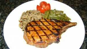 Pork Chops - Double Thick Rib Chops