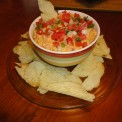 "Hotch's ""Not So White Salsa"""