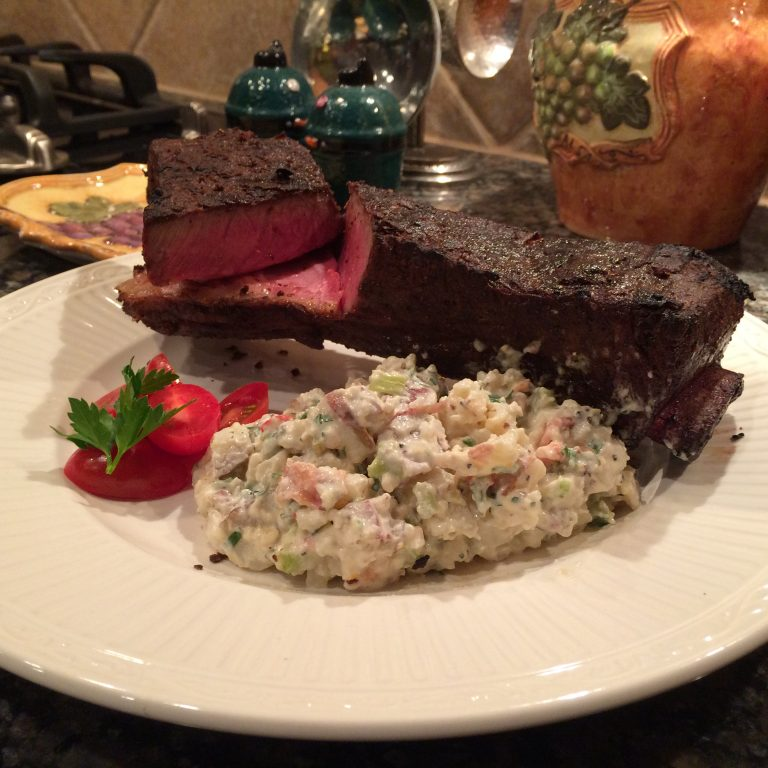 Award Winning Smoked Beef Plate Short Ribs