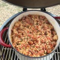 Hotch & Shelly's Texas Jambalaya